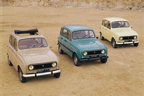 L For Car by Nouveau Renault 4l En Image