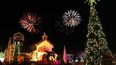 calendar of holiday concerts and activities in altos de