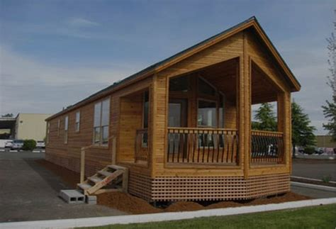 Cheap Cottages by Cheap Modular Log Cabin Homes Like This Are
