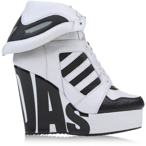 adidas wedge trainer shoes and accessories