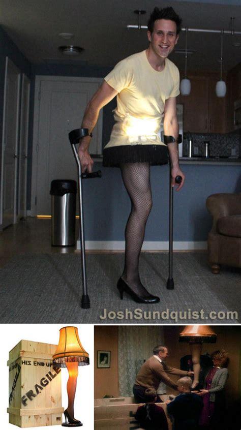 Story L Leg by 1 Legged Olympian S Story Leg L Costume