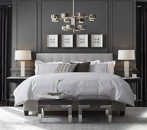 modern gray bedroom the world s catalog of ideas