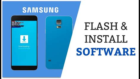 samsung mobile software how to install update and flash any samsung mobile
