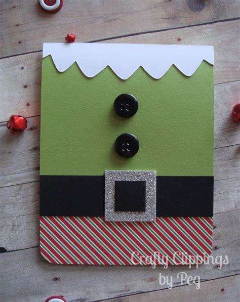 santa cards to make 10 best ideas about card on