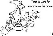 making learning fun room on the broom literacy activities