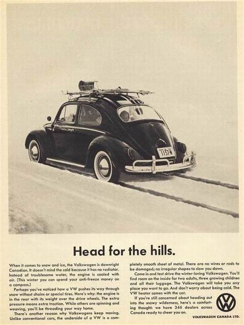 who created the lemon advert for volkswagen for the thegoldenbug