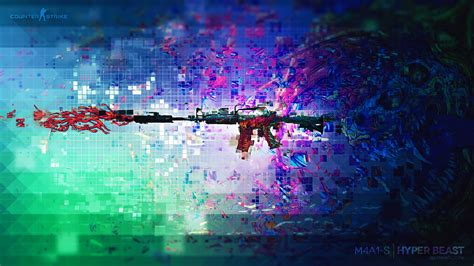 4k cs go wallpaper hyperbeast by sympaticotv on deviantart