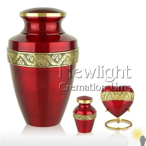 Ruber Box ruber urn cremation urns urns for ashes funeral urns