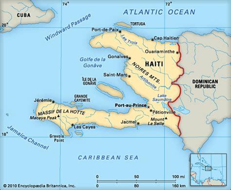 world map haiti location haiti location encyclopedia children s homework