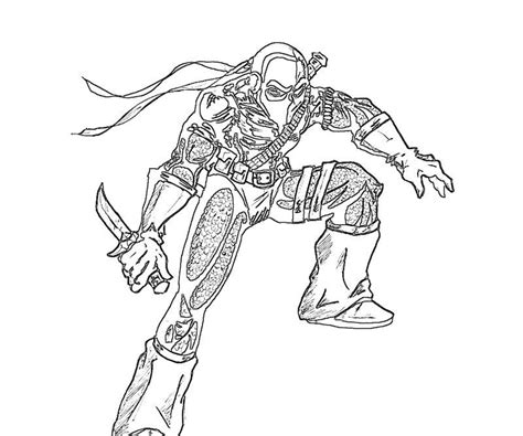 lego deathstroke coloring pages dc coloring pages coloring home