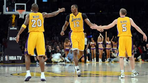 lakers bench the lakers bench unit is performing exceptionally well