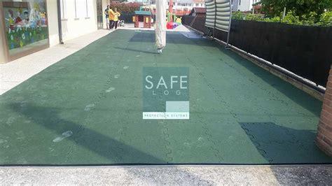 pavimenti antitrauma per esterni pavimentazione antitrauma per scuola materna safelog srl