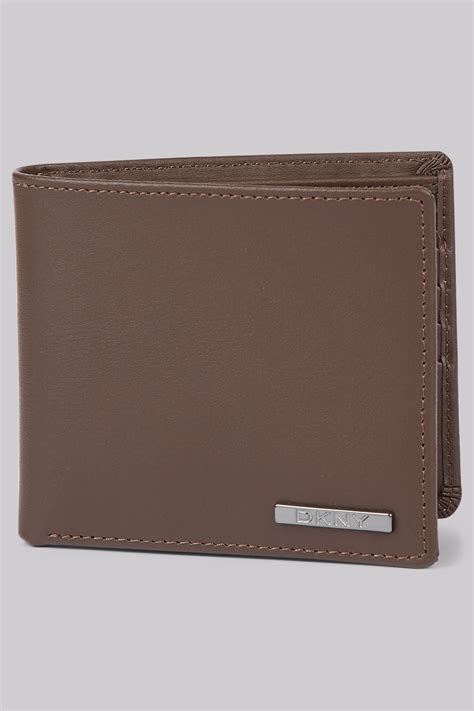 Wallet Brown dkny brown wallet