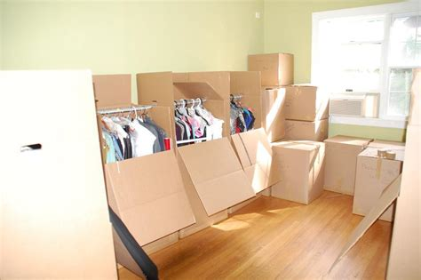 Moving Wardrobe by Washington Dc Area Moving Company Residential