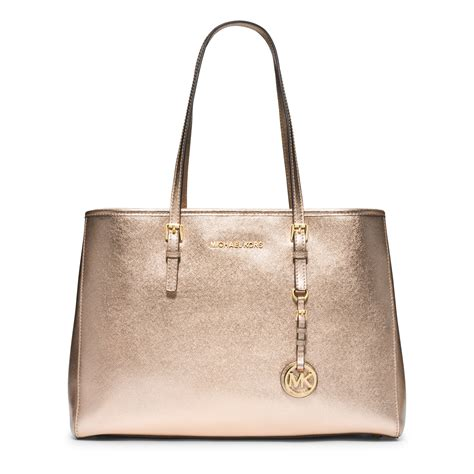 light pink mk purse michael kors light pink jet set tote mkclearance