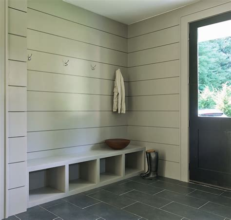 Modern Gray Mudrooms Modern Laundry Room Modern Mudroom Furniture