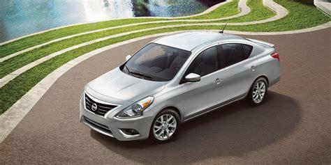 nissan versa compact interior 2018 versa subcompact sedan nissan usa