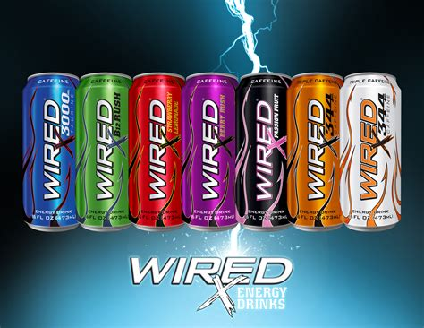 energy drink for wired energy drinks