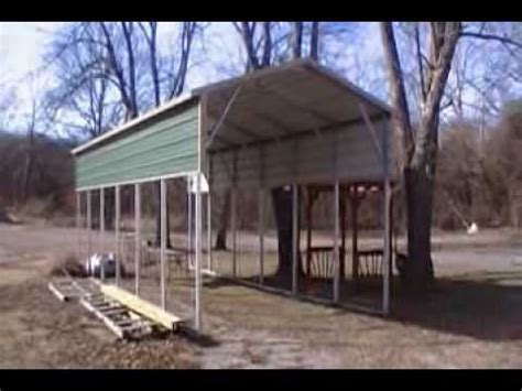 quality carports rv carports barns sheds garages tennessee youtube