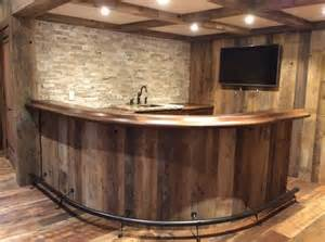 Home Bar With Granite Top by 1000 Images About Curved Home Bars On Ontario