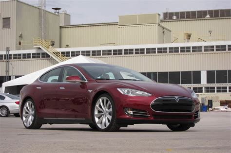Where Is Tesla Model S Made Tesla Model S Finally Made Delivery Solomonspeed