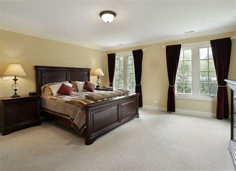 bedroom with carpet cut pile bedroom carpeting carpeting pinterest