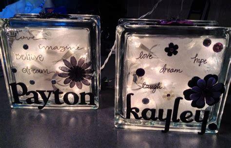 glass block crafts projects glass block craft glass blocks ideas