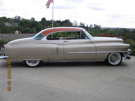 cadillac coupe 1953 cadillac coupe for sale