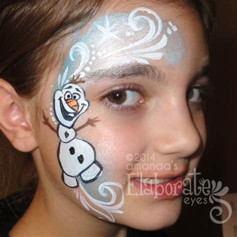 fairy princess face painting amanda s elaborate eyes
