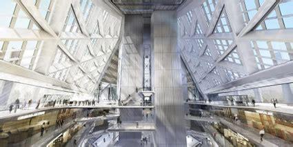 architettura sostenibile la moscow city tower di foster
