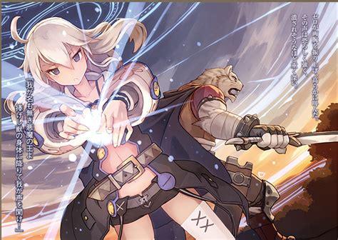 anime zero kara hajimeru light novel zero kara hajimeru mahou no sho gets tv