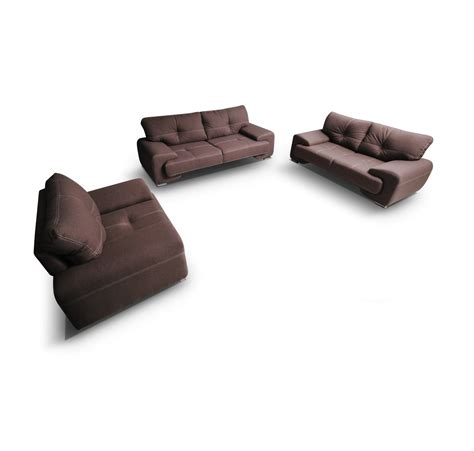 3er 2er Sessel by Sofagarnitur Sofa Set 3er 2er Sessel 3 2 1 Braun