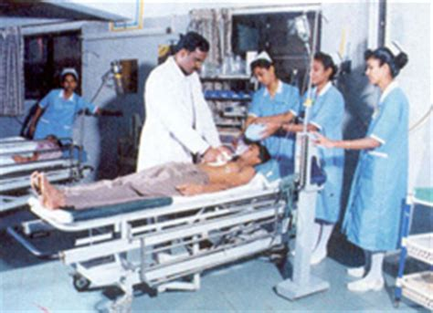 casualty section bangalore hospital