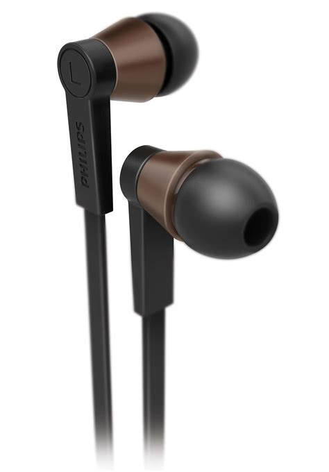 Earphone Philips Clear Tones citiscape in ear headphones she5105bk 28 philips