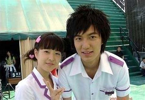 download film lee min ho our school e t then now 16 photos of korean stars in their first k