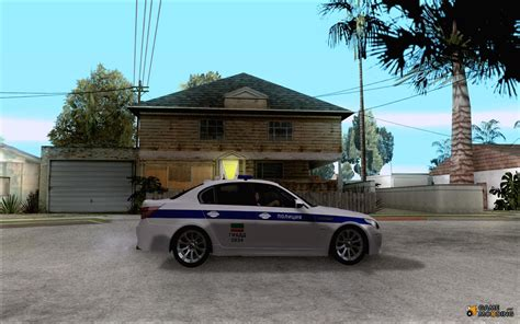 bmw inside view bmw m5 e60 2009 for gta san andreas inside view car