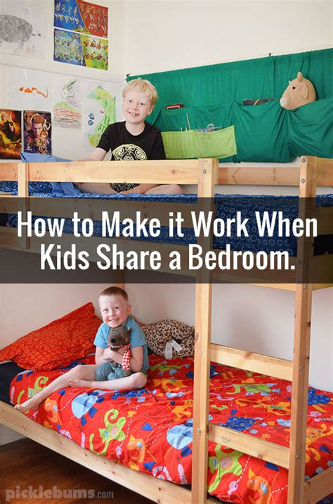 the how to crew 10 cute shared boys bedroom ideas a how to make it work when kids share a bedroom