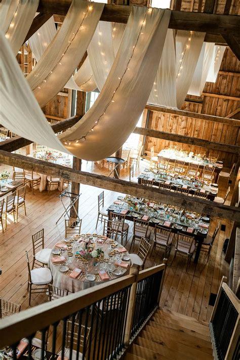 wedding decor ideas 10 gorgeous barn wedding receptions