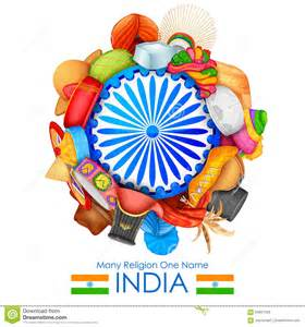 doodle for india unity in diversity unity in diversity of india stock vector image 64927593