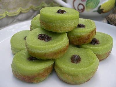 resep kue lumpur pandan