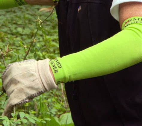 Gardening Arm Protectors Armed Gardener Heavy Duty Arm Protection Gardening