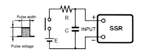 capacitor and resistor combination safety precautions of solid state relays cautions for solid state relays omron industrial