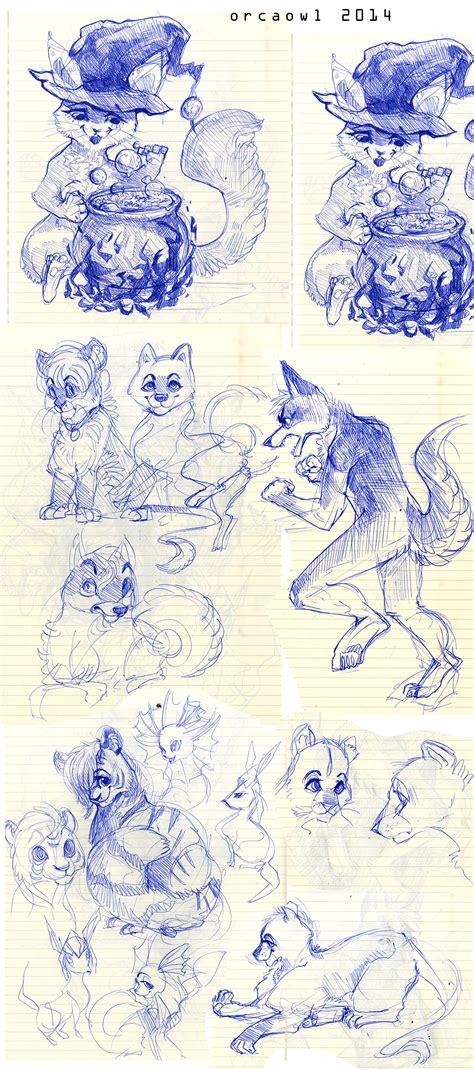 ballpoint pen doodles blue ballpoint pen doodles by orcaowl on deviantart
