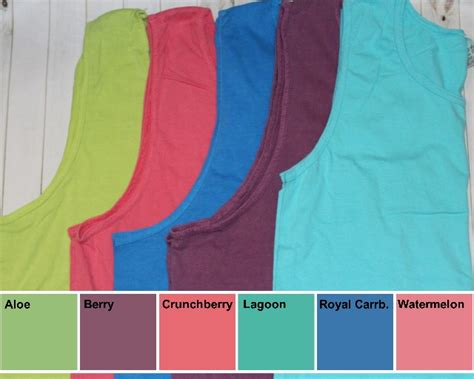 Comfort Colors Website by Pics For Gt Comfort Colors Royal Caribe