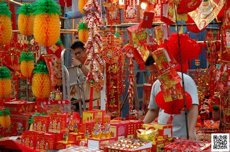 Thailand Home Decor by Chinese New Year Spring Festival Dialect Zone