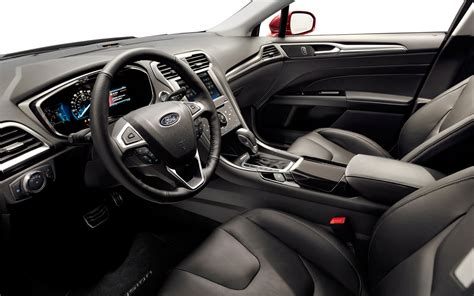 Ford Interior by Look 2013 Ford Fusion Photo Gallery Motor Trend