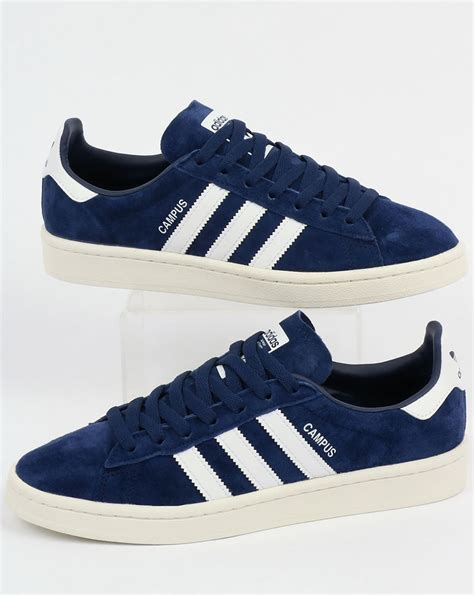 adidas sneaker trainers adidas cus trainers blue white navy nubuck suede