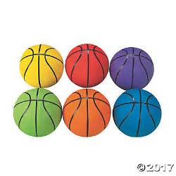 colored basketballs rainbow basketballs