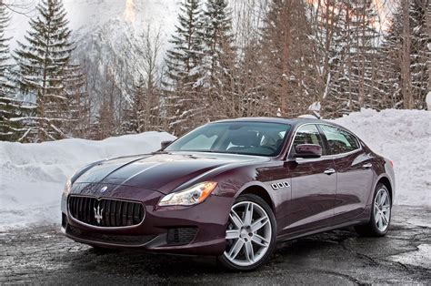 2014 maserati quattroporte 2014 maserati quattroporte s q4 around the block automobile
