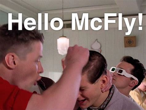 movie quotes hello hello mcfly picture quotes